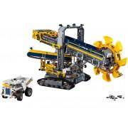 LEGO Excavator cu roata port cupe (42055)