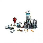 Lego City - Więzienna wyspa 60130