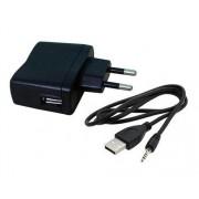 Cargador+Cable USB Reloj RXO 3,5mm