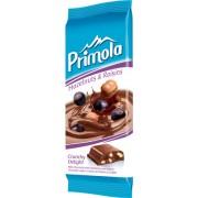 Primola Ciocolata Alune si Stafide 90g