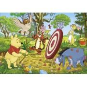 Clementoni 27508.3 - Puzzle multimedia de 104 piezas, diseño de Winnie the Pooh
