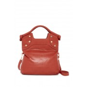 Foley Corinna FC Lady Leather Tote RUST