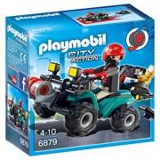 Playmobil 6879 - Quad del Bandito
