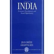 India by Jean Dreze