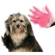 2 in 1 Adjustable Pet Comb for Grooming cum Massager & safety for Pets from Mites/Lice/Ticks for Dog / Puppy / Kitten / Cat (Pink)