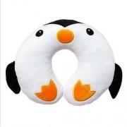 Cute Pingu Penguin U Shape Feeding & Nursing Baby Neck Pillow