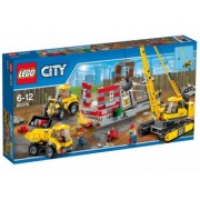 LEGO City Santier de Demolari 60076