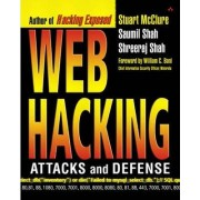 Web Hacking by Stuart McClure