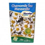 Infusión en bolsitas Manzanilla Floralp's (J)