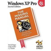 Windows XP Pro: The Missing Manual by David Pogue