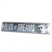 San Diego Gift Blvd of Drems James Dean Street Signs【ゴルフ その他のアクセサリー>ホーム/オフィス】