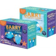 Splash and Snooze with Barry the Fish with Fingers by Sue Hendra