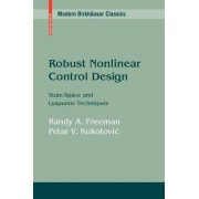 Robust Nonlinear Control Design by Randy Freeman