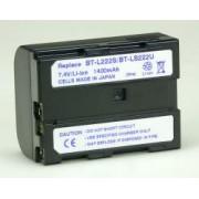 Power3000 PLS222B.851 - acumulator tip BT-L222S pentru Sharp, 1400mAh