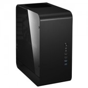 Carcasa Cooltek UMX1 Plus Window Black