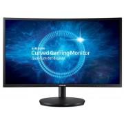 "Monitor Gamming VA LED Samusung 27"" LC27FG70FQUXEN, Full HD (1920 x 1080), HDMI, DisplayPort, 1 ms, Curbat, 144Hz (Negru)"