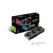 Placa video Asus nVidia Strix GTX 1080 8GB GDDR5X - STRIX-GTX1080-A8G-GAMING