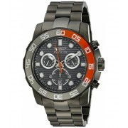 Invicta Watches Invicta Men's 21556 Pro Diver Stainless Steel Watch with Link Bracelet GreyBlack