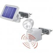 Napelemes LED fényszóró készlet mozgásérzékelővel, Esotec (571801)