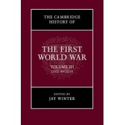 The Cambridge History of the First World War: Volume 3, Civil Society: Volume 3 by Dr Jay Winter