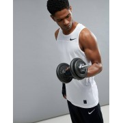 Nike Training Pro Compression HyperCool Vest In White 828160-100 - White (Sizes: XL, S, M, 2XL, L)
