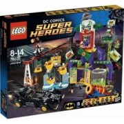Set de constructie Lego Jokerland