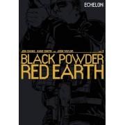Black Powder Red Earth V2 by Jon Chang
