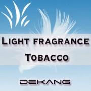 X [ Produs Indisponibil ] Lichid Tigara Electronica Dekang - Light fragrance Tobacco 10/ml VG