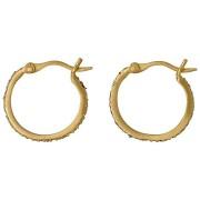 Pilgrim Autumn Earrings Crystal Ohrring
