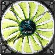 AeroCool Shark Ventola di Raffreddamento da 120 mm, Verde