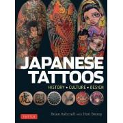 Japanese Tattoos by Brian Ashcraft