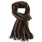 Clifton Red zimní šála černá