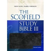 Scofield Study Bible III-NKJV by Oxford University Press