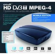 DVB-T Diva Full HD Мобилен приемник за цифрова ефирна телевизия