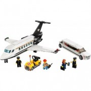 LEGO® City Servicii VIP pe aeroport 60102