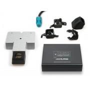 Kit pentru instalare camera pe BMW X5 volan stanga