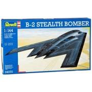 Revell 04070 - B-2 Stealth Bomber Kit di Modello in Plastica, Scala 1:144