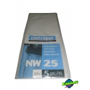 Set mansoane filtrante 50 microni filtru CINTROPUR NW 25