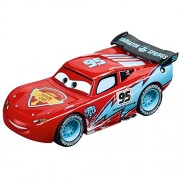 "Carrera GO!!! - Disney Pixar Cars Ice ""Lightning McQueen"", escala 1:43 (20064023)"