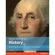 Edexcel GCSE (9-1) History British America, 1713-1783: Empire and Revolution: Student Book by Simon Davis