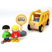 Hape Meine kleine Welt - School Bus Buddies