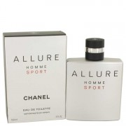 Chanel Allure Homme Sport Cologne Spray 5 oz / 147.87 mL Men's Fragrances 533777