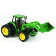 Big Farm - Tractor John Deere 6830 con pala y doble rueda (TOMY 42425)