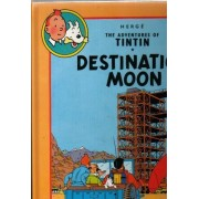 The Adventures Of Tintin Destination Moon Et Explorers On The Moon