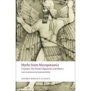 Myths from Mesopotamia by Stephanie Dalley