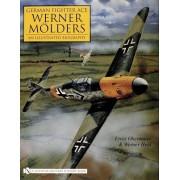 German Fighter Ace Werner Molders by Ernst Obermaier