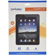 Manhattan CrystalFilm SR Smudge-Resistant Screen Protector for iPad mini (404853)