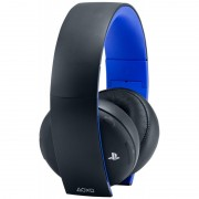 Headset Sony Gold Wireless Stereo 7.1