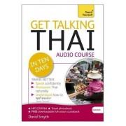 Get Talking Thai in Ten Days Beginner Audio Course by David Smyth