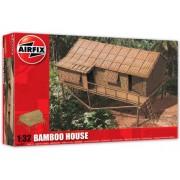AIRFIX Kit Diorama Buildings Bamboo House A06382